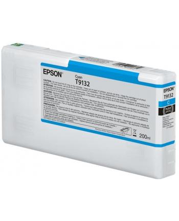 Tusz Epson T9132 Cyan | 200 ml
