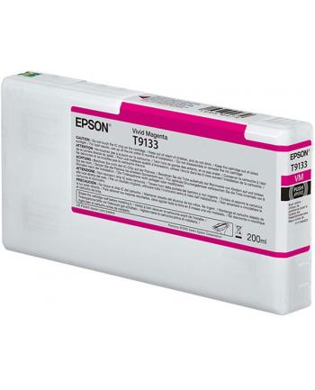 Tusz Epson T9133 Magenta | 200 ml
