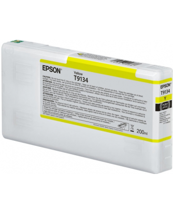 Tusz Epson T9134 Yellow | 200 ml
