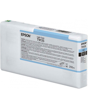 Tusz Epson T9135 Light Cyan | 200 ml