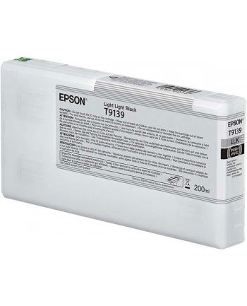 Tusz Epson T9139 Light Black | 200 ml