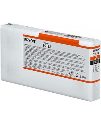 Tusz Epson T913A Orange | 200 ml