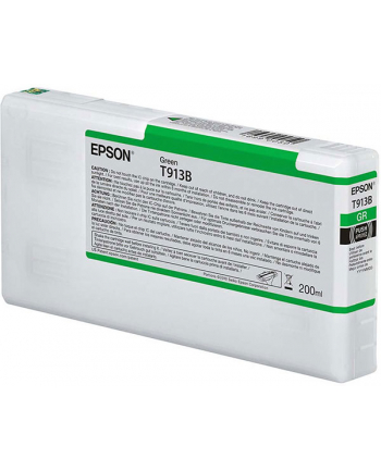 Tusz Epson T913B Green | 200 ml