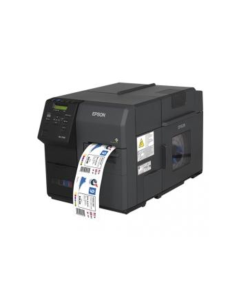 Tusz Epson Cyan C33S020640 | ColorWorks C7500G