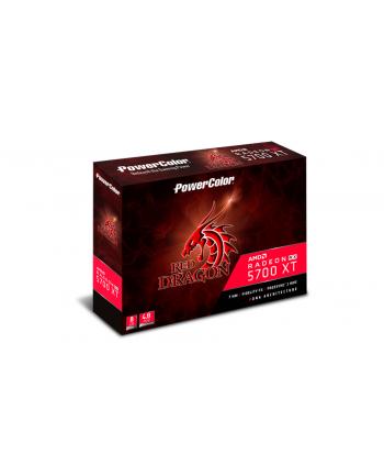 powercolor tul PowerColor RX 5700XT Red Dragon, 8GB GDDR6, HDMI, 3xDP