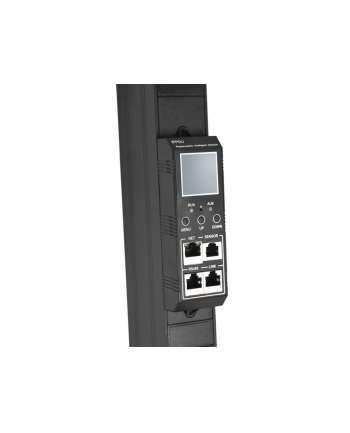 assmann Listwa monitorująca pionowa , wtyk DIN49440, gniazda 18x NF-C61-314 (E), 16A