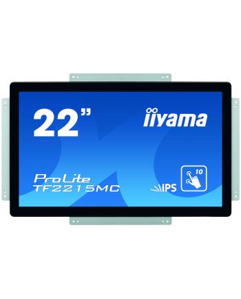 Monitor IIyama TF2215MC-B2 21.5'', IPS touchscreen, FullHD, HDMI/DP