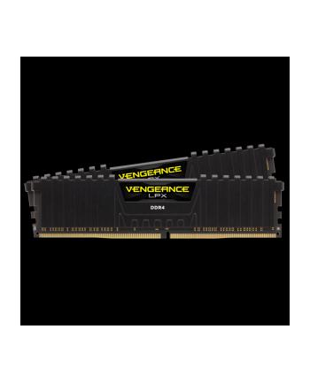 Corsair Vengeance LPX 64GB (2 x 32GB) DDR4 DRAM 3000MHz C16, Black