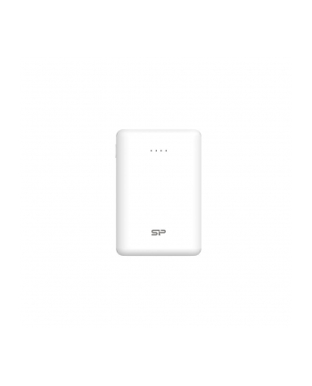 Silicon Power Cell C10QC Power Bank 10000mAH, Quick Charge, Biały
