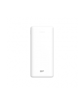 Silicon Power Share C20QC Power Bank 20000mAH, Quick Charge, Biały