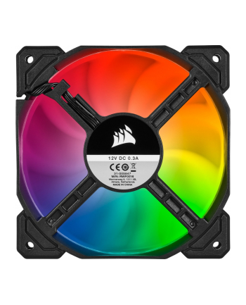 Corsair Air Series iCUE SP120 RGB PRO High Performance 120mm Fan