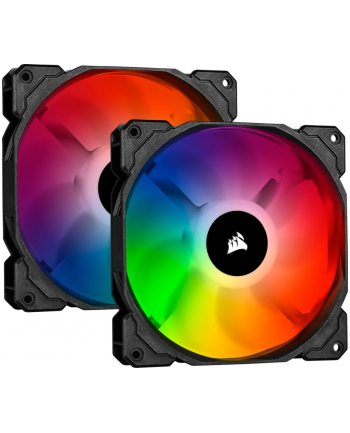 Corsair Air Series iCUE SP140 RGB PRO High Performance 140mm Dual Fan Kit