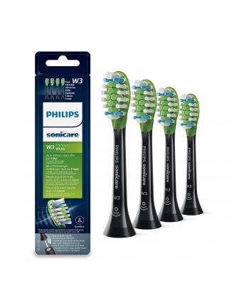 Zestaw końcówek do szczoteczki Philips W3 Premium White HX9064/33 (4 końcówki)
