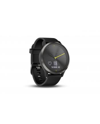 Zegarek sportowy Garmin Vivomove 010-01850-01 (kolor czarny)