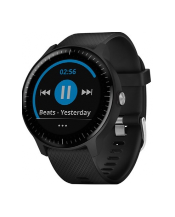 Zegarek sportowy Garmin Vivoactive 010-01985-02 (kolor czarny)