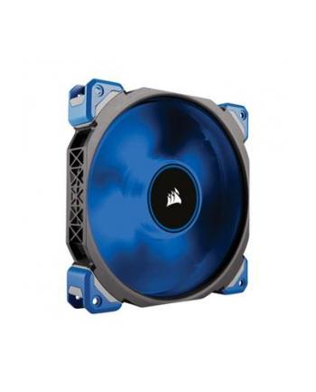 Wentylator magnetyczny do obudowy Corsair ML140 CO-9050048-WW (140 mm; 2000 obr/min; Niebieski)
