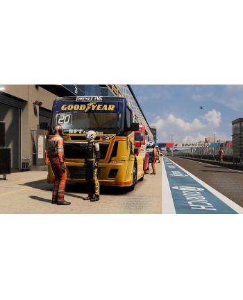 no name Gra PC Truck Racing Championship (wersja BOX; DVD; ENG  PL - kinowa; od 3 lat)