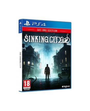 cdp Gra SINKING CITY (wersja BOX; Blu-ray; ENG  PL; od 18 lat)