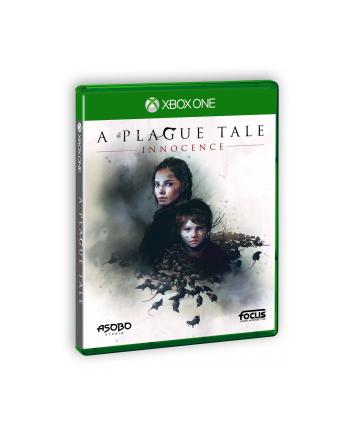 asobo Gra A Plague Tale: Innocence (wersja BOX; Blu-ray; DE  ENG  PL; od 18 lat)