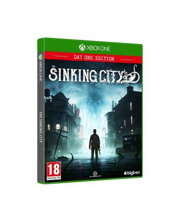 cdp Gra SINKING CITY (wersja BOX; Blu-ray; ENG; od 18 lat)