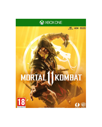warner bros interactive Gra Mortal Kombat 11 (wersja BOX; ENG  PL; od 18 lat)