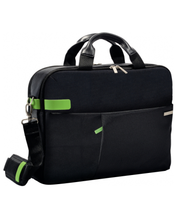Torba do laptopa LEITZ COMPLETE SMART TRAVELLER nb156bl (15 6 ; kolor czarny)