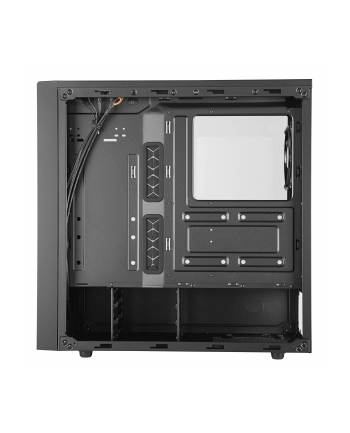 Obudowa Cooler Master Masterbox NR600 MCB-NR600-KGNN-S00 (ATX  Micro ATX  Mini ITX; kolor czarny)