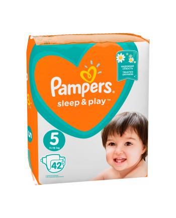 Pampers pieluchy Sleep&Play VP Junior 5 42szt