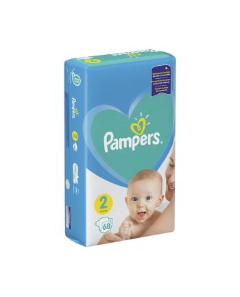 Pampers Pieluchy  Mini 2  4-8 kg  68 szt