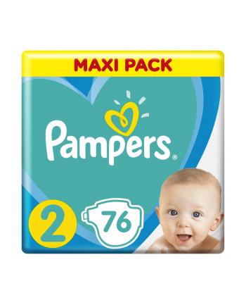 Pampers pieluchy Newborn Maxi Pack S2 76szt