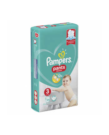 Pampers pieluchomajtki Active Baby Dry Value Pack Plus/Economy Pack S3 54szt