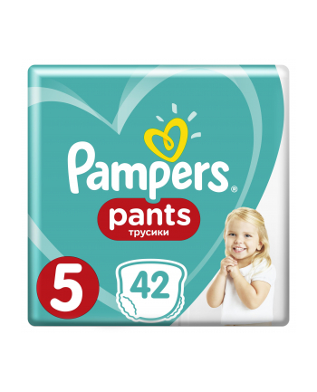 Pampers pieluchomajtki Active Baby Dry Value Pack Plus/Economy Pack S5 42szt