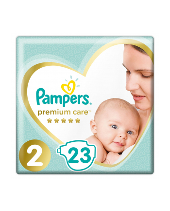 Pampers pieluchy Premium Care Mini 2 23szt