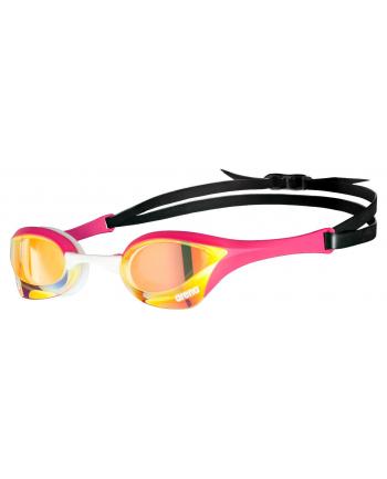 Okularki Arena Cobra Ultra Swipe Mr (kolor różowy)