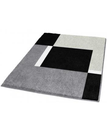 Dywanik łazienkowy Kleine Wolke Dakota Grey (70 x 120 cm; kolor szary)