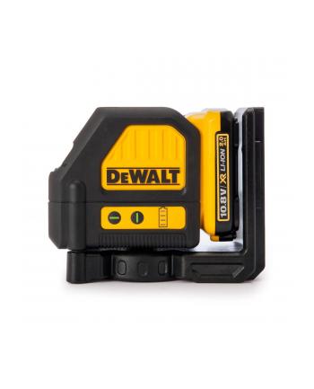 Poziomica liniowo - krzyżowa DeWalt DCE088D1G-QW (30 m)