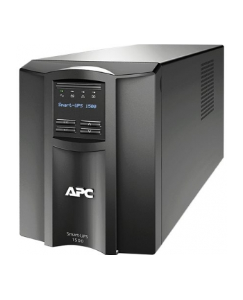 Zasilacz awaryjny UPS APC SMT1500IC (Mini Tower; 1500VA)