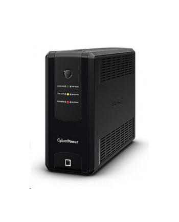 Zasilacz awaryjny UPS CyberPower UT1050EG-FR (TWR; 1050VA)