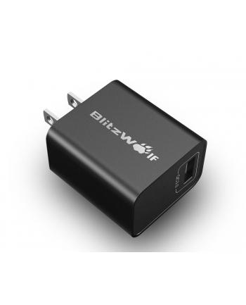 Ładowarka sieciowa BlitzWolf BW-S9 (USB 30; kolor czarny)