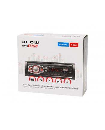 Radio samochodowe BLOW AVH-8626 78-279# (Bluetooth  USB + AUX + karty SD)