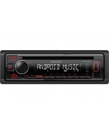 Radioodtwarzacz samochodowe KENWOOD KDC-130UR (CD + USB + AUX)