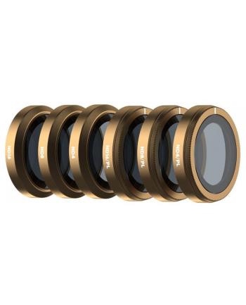 Zestaw filtrów PolarPro do drona polarpro Cinema Series M2Z-CS-6PK (DJI Mavic 2 ZOOM; 6 szt)