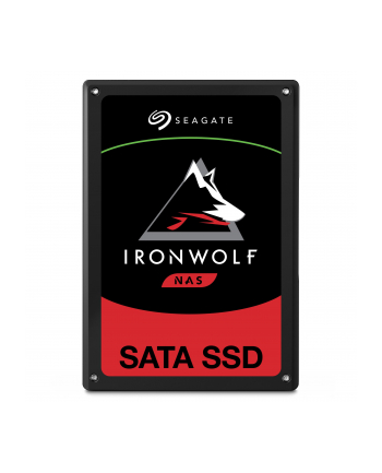 Dysk Seagate IronWolf 110 ZA960NM10011 (960 GB ; 25 ; SATA)