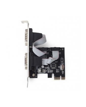 Kontroler GEMBIRD SPC-22 (COM (RS-232)  PCI-E)