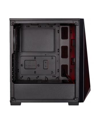 Obudowa Corsair CC-9011166-WW (ATX  Micro ATX  Mini ITX; kolor czarny)