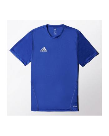 Koszulka piłkarska Adidas adidas Core Training Jerse (męskie; M; kolor niebieski)