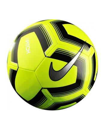 Nike Piłka Pitch Training SC3893 703  zielona r 3