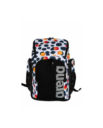 Plecak sportowa Arena Team Backpack 45 Allover (45 litrów; 520mm x 350mm? x 270 mm; 1 komora ; Poliester; kolor biały)