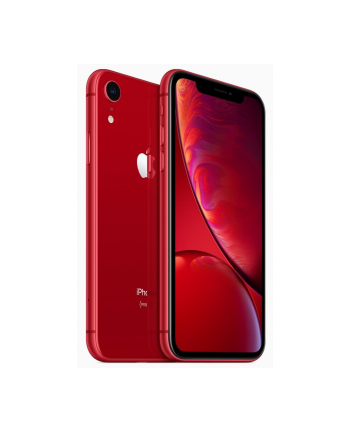 Smartfon Apple iPhone XR 64GB Red (6 1 ; Retina; 1792x768; 3GB; 2942mAh)