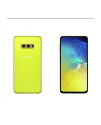 Smartfon Samsung Galaxy S10e 128GB Canary Yellow (Exynos 9820; 5 8 ; Dynamic AMOLED; 2280x1080; 6GB; 3100mAh)